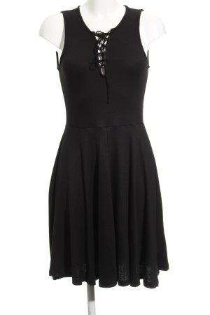 Vero Moda Midi Dress black classic style