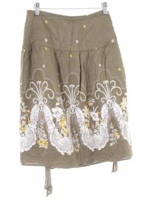 Vero Moda Midirock Blumenmuster Casual-Look