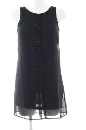 Vero Moda Minikleid schwarz Casual-Look