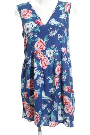 Vero Moda Minikleid Blumenmuster Romantik-Look