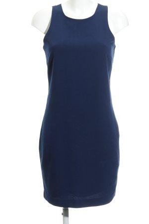 Vero Moda Minikleid dunkelblau-silberfarben Elegant
