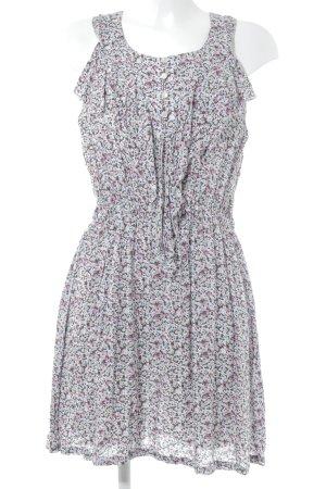 Vero Moda Minikleid florales Muster Casual-Look