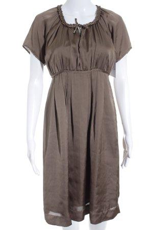 Vero Moda Minikleid graubraun Elegant