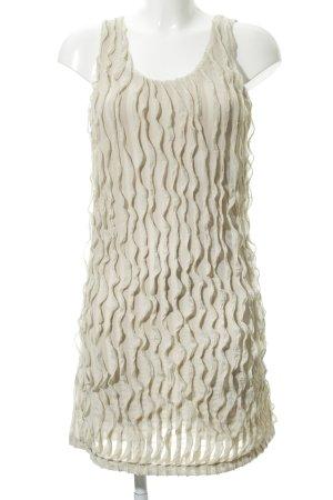 Vero Moda Minikleid hellbeige Casual-Look