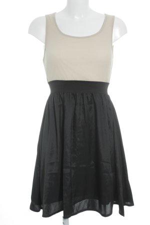 Vero Moda Minikleid mehrfarbig Romantik-Look