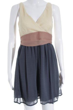 Vero Moda Minikleid mehrfarbig schlichter Stil