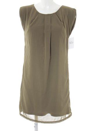 Vero Moda Minikleid olivgrün Elegant