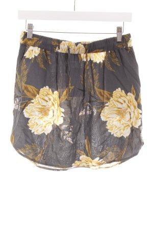 Vero Moda Minirock florales Muster Casual-Look
