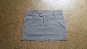 Vero Moda Minirock grau Gr. 40