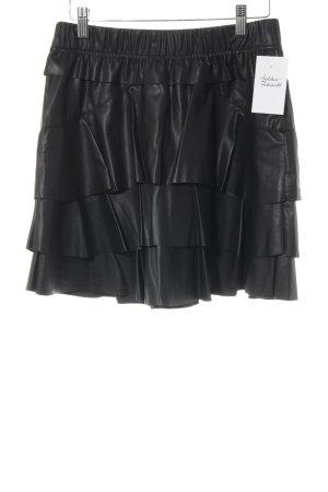 Vero Moda Minirock schwarz Street-Fashion-Look