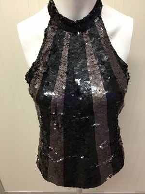 Vero Moda Halter Top black-anthracite