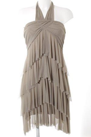 Vero Moda Neckholderkleid beige Elegant