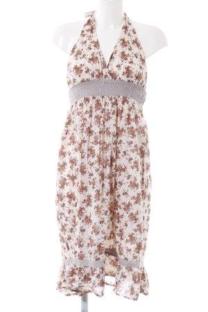 Vero Moda Halterjurk bloemenprint elegant