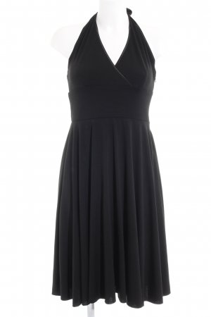 Vero Moda Halterjurk zwart elegant