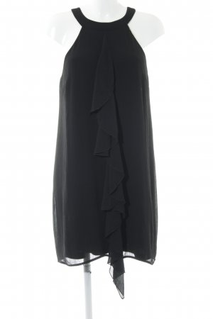 Vero Moda Neckholderkleid schwarz schlichter Stil