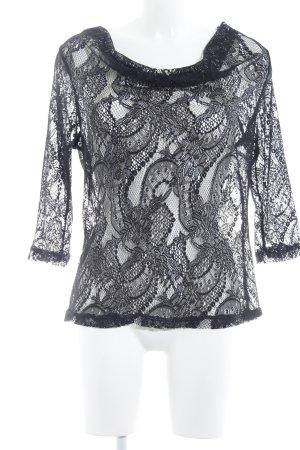 Vero Moda Netshirt zwart feest stijl