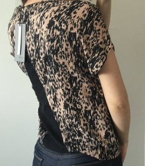 Vero Moda NEUE (mit Etikett) Bluse mit Animalprint