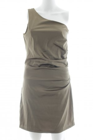 Vero Moda Eénschouderjurk brons elegant