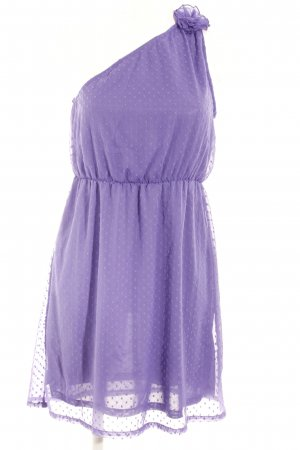 "Vero Moda One-Shoulder-Kleid ""Mumbai"" blauviolett"