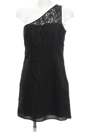 Vero Moda One Shoulder Dress black elegant