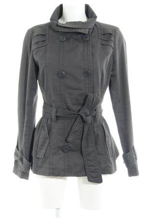 Vero Moda Outdoor Jacket dark grey casual look