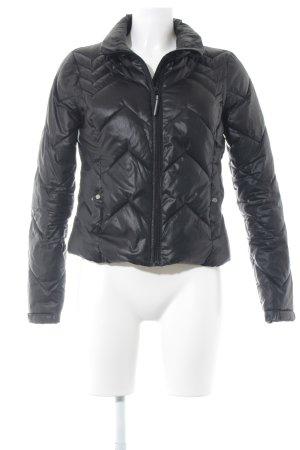 Vero Moda Outdoorjacke schwarz Casual-Look