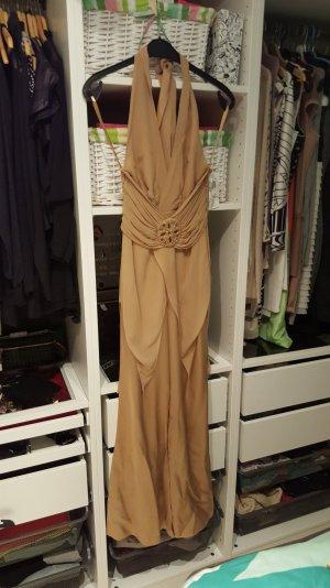 Vero Moda Overall Hosenanzug Jumpsuit Anzug gold Apart Vero Moda 34 36 S Neu