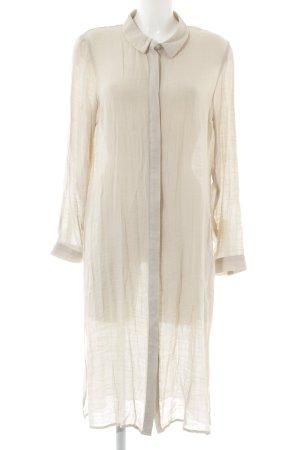 Vero Moda Blusa ancha beige claro estilo minimalista