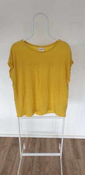 Vero Moda Oversized shirt geel