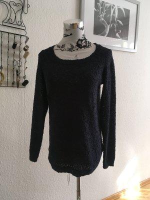 Vero Moda Pullover dunkelblau