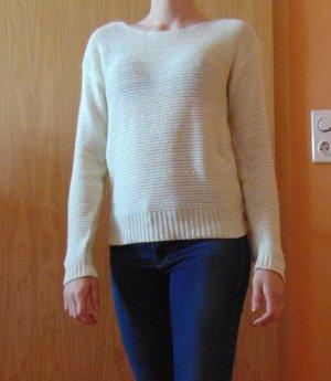 Vero Moda Pullover in creme S