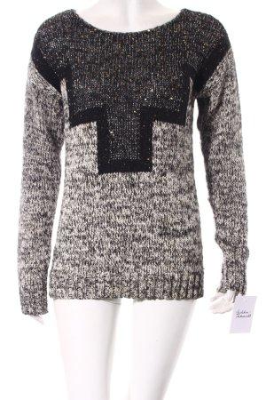 Vero Moda Pullover mehrfarbig Casual-Look