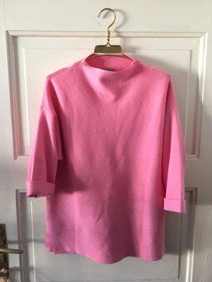 Vero Moda Pullover Sweater Hoodie  Gr. L Stehkragen Rollkragen
