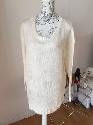Vero Moda Pullover weiß Gr L