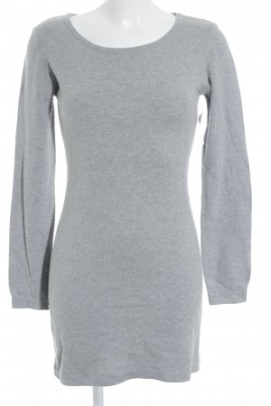 Vero Moda Sweater Dress grey casual look
