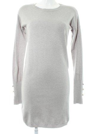Vero Moda Pulloverkleid graugrün Casual-Look