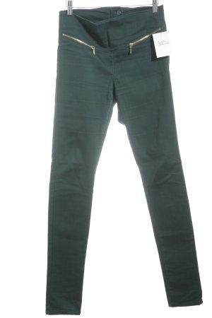 Vero Moda Röhrenhose grün schlichter Stil