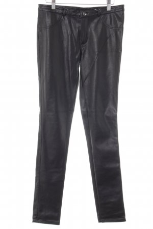 Vero Moda Pantalon cigarette noir style rockabilly