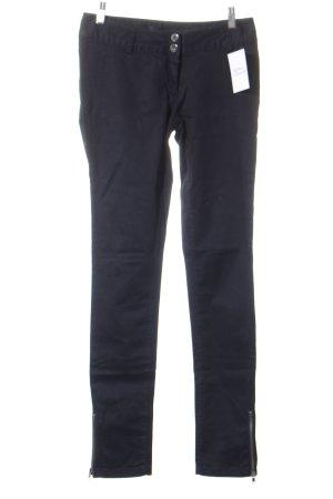 Vero Moda Röhrenjeans schwarz Jeans-Optik