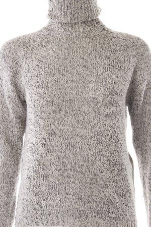 Vero Moda Rollkragenpullover Grau