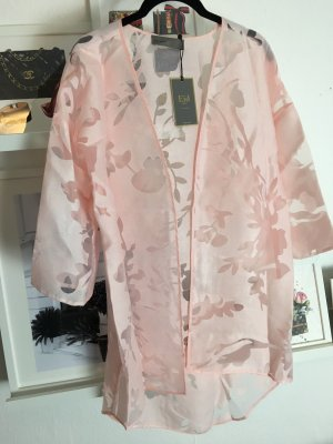 Vero Moda rosa Kimono Strickjacke Überwurf Eid Collection Bluse