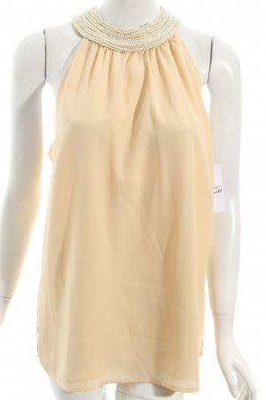 Vero Moda Tie-neck Blouse cream-white elegant