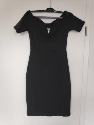 Vero Moda Off the shoulder jurk zwart