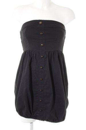 Vero Moda Off-The-Shoulder Dress black casual look