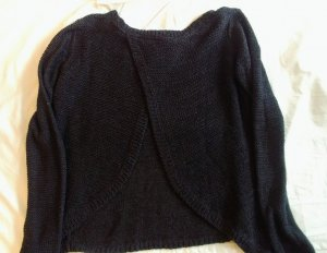 Vero Moda schwarz pullover M