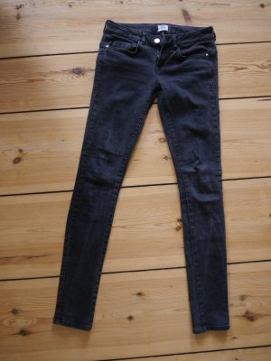 VERO MODA schwarze skinny Jeans 27/34
