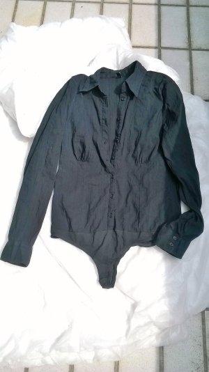 Vero Moda: schwarzer Blusenbody Größe XL