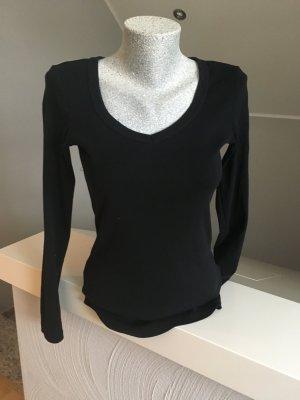 Vero Moda, Shirt, Longsleeve, schwarz