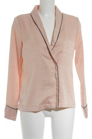 Vero Moda Veste chemise rose chair style décontracté
