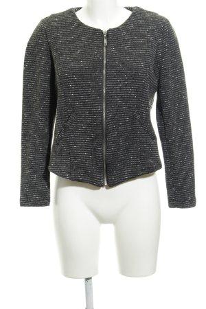 Vero Moda Shirt Jacket white-dark grey simple style